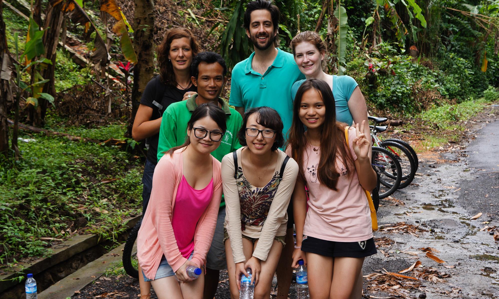 Ubud and Bali Cycling Tour-21