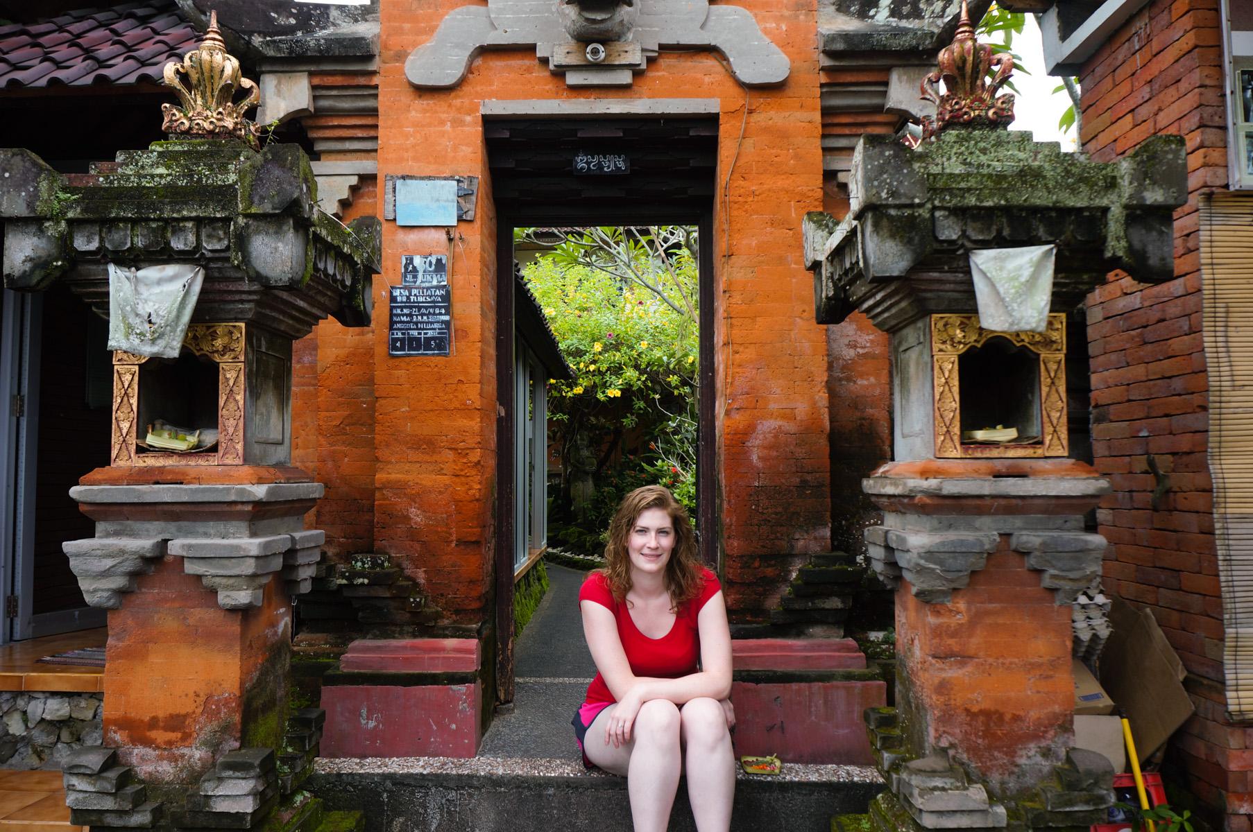 Ubud and Bali Cycling Tour-23