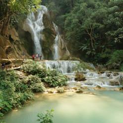 Kuang Si Falls-1