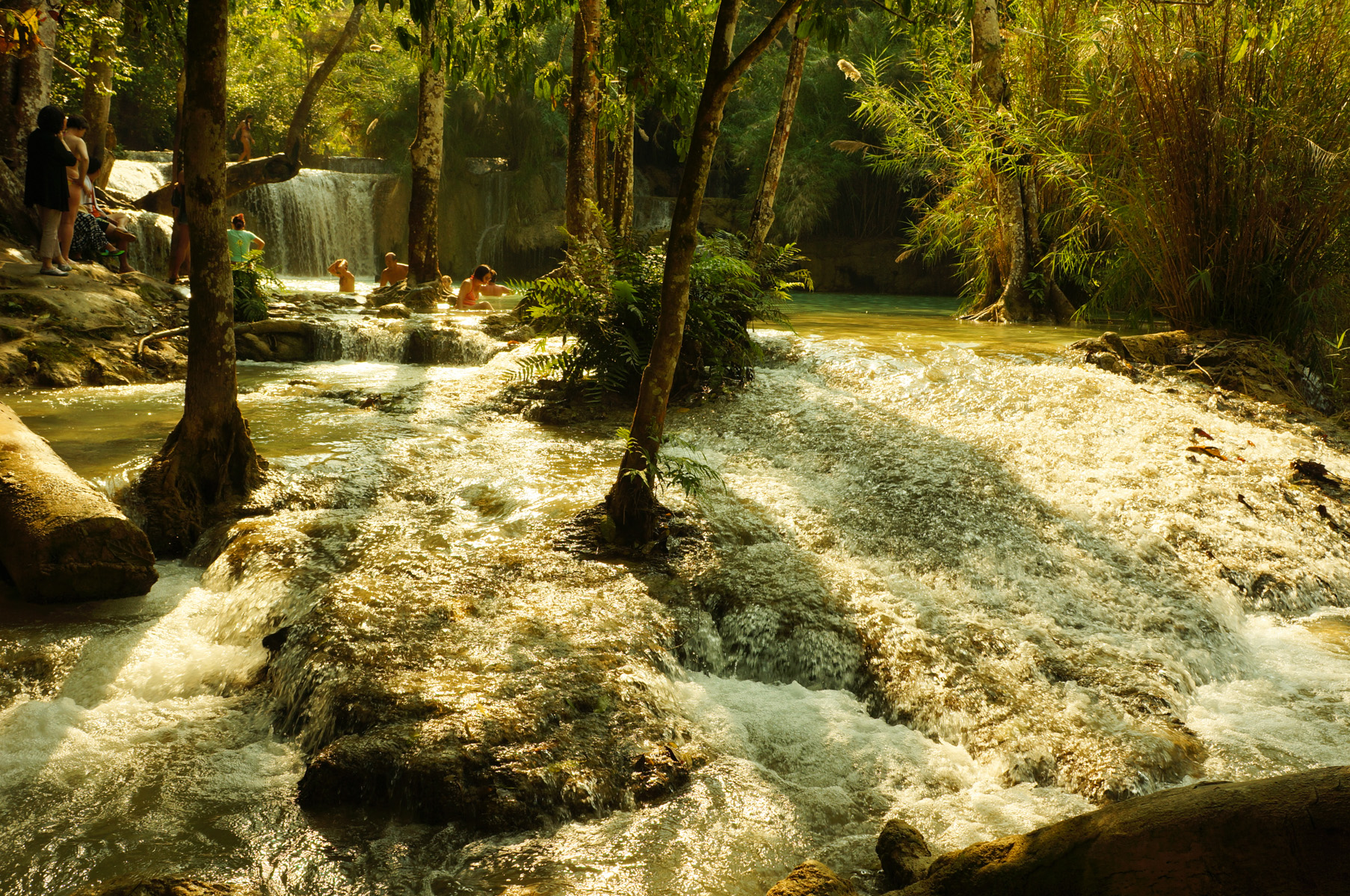 Kuang Si Falls-11