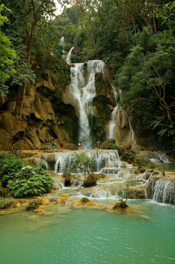 Kuang Si Falls-16