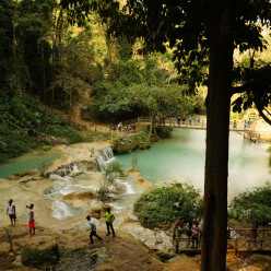 Kuang Si Falls-8