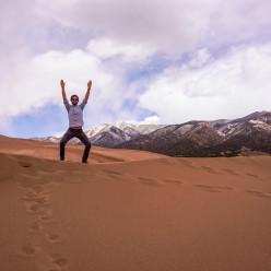 Sand Dunes Colorado Anniversary-16