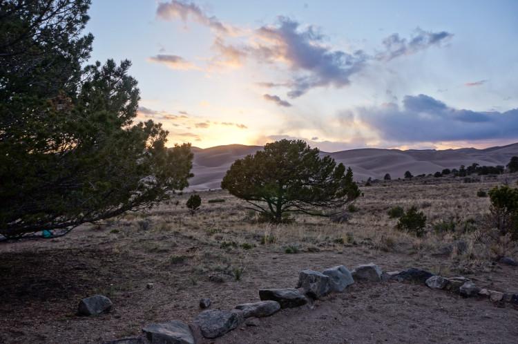 Sand Dunes Colorado Anniversary-37